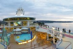 Voyager of the Seas | Don't miss out on capturing epic photos from the deck as your Royal Caribbean ship enters Sydney, Australia's picturesque port.