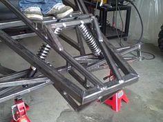 Front Suspension Test 1