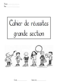 French Course, Grande Section, Language, Place Card Holders, Teaching, Education, Math, Books, Ms Gs