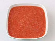 Tomato Puree - Blanch the tomatoes and make puree at home by following the step by step photo recipe.