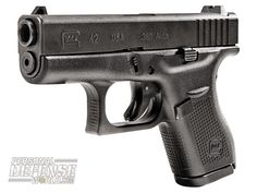 A Look at the Ultra-Covert Glock 42 Pistol