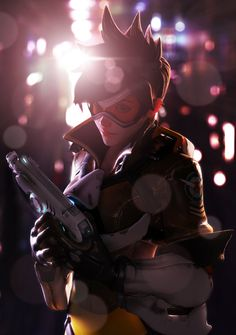 Tracer - Ready for Action by hicky22