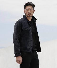 GG Godfrey Gao, Asian Men Hairstyle, Asian Man Haircut, Handsome Asian Men, Minimal Outfit, Haircuts For Men, Gorgeous Men, Cute Guys, Male Models