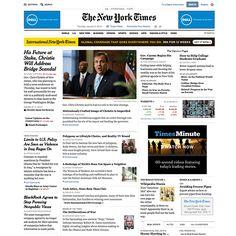 News Sites (Golden Ratio) on Behance