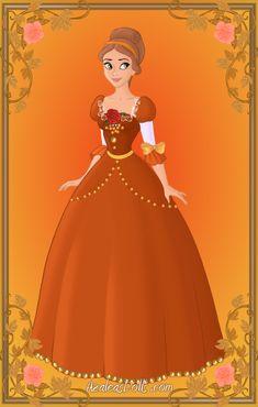Edelline- Barbie and the 12 Dancing Princesses by ninjagofangirl1919 on DeviantArt