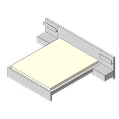Revit families of IKEA furniture