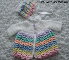 BABY CROCHET GIRL PATTERN | FREE PATTERNS