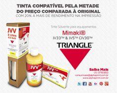 As melhores soluções em #Consumíveis e #Tintas!