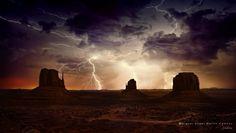 Fotografias incríveis de Tempestades revelar a beleza crua da Natureza - BlazePress