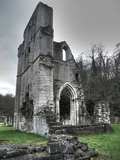 Need to explore this place next time I'm back… Northern England, North East England, South Yorkshire, Cathedral Church, Amazing Buildings, The Monks, England And Scotland, Ancient Ruins, English Countryside