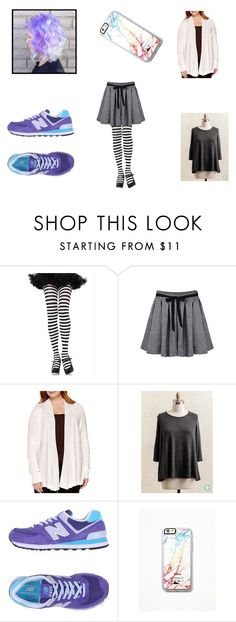"""Cute and individual"" by rebekka-designs ❤ liked on Polyvore featuring Liz Claiborne, New Balance, Free People, women's clothing, women, female, woman, misses, juniors and plus size clothing"