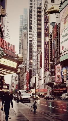 The Streets of New York - theiphonewalls.com