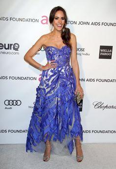 Louise Roe - Celebs at Elton John's Oscar Party 2