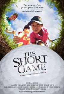 The Short Game is a FANTASTIC family-friendly documentary on 8 junior golfers that tee off for a world championship in North Carolina. It is a very moving story of truly determined kids, parents, & coaches and what it takes to be a potential future professional golfer! (Available for streaming on Netflix)