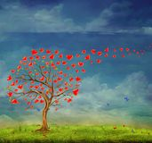 Tree Of Love - Download From Over 45 Million High Quality Stock Photos, Images, Vectors. Sign up for FREE today. Image: 37616208
