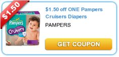NEW Printable Coupons: Pampers, Campbell's, Louisiana Fish Fry and More on http://www.icravefreebies.com/