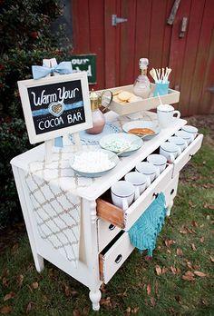 26 Whimsical Winter Wedding Details