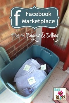 Facebook Marketplace: Tips on Buying and Selling | ChaosIsBliss.com