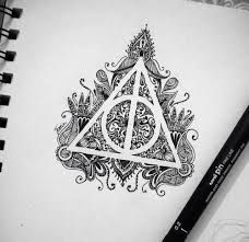 It would be cool to do a negative space tattoo,harry potter Harry Potter Tumblr, Harry Potter Tattoos, Harry Potter Tattoo Unique, Bookish Tattoos, Harry Potter Wall Art, Literary Tattoos, Tattoo Heaven, La Muerte Tattoo, Tattoo Tod
