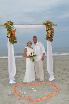 Myrtle Beach Wedding Packages All Inclusive