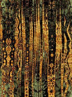 The Golden Forest by Gustav Klimt:
