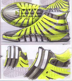 Adidas DH4 by D.Cin