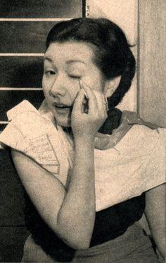 高峰秀子/Hideko Takamine