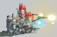 shoot 'em up by lost-tyrant on DeviantArt Play Station 3, Star Fox, Hero, Fan Art, Deviantart, Games, Memoirs, Pictures, Lost