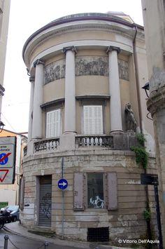 Rotonda Pancera, Trieste - Italia