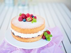 a pretty cake