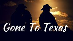 Gone To Texas: Disclaimer and Privacy Policy