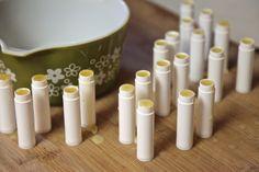 DIY Burt's Bees Style Lip Balm Recipe – 8¢ Per Tube