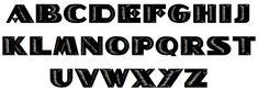 M. Moullet Dick Pape F A A Block Lettres En Relief 2011