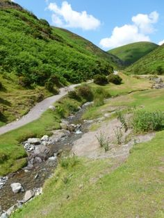 Heading up the Long Mynd : Pictures Of England, Genius Loci, Fantasy Story, Snowdonia, English Countryside, Walkways, Natural World, Great Britain, Rivers
