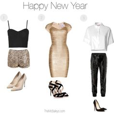 New Years Outfit!