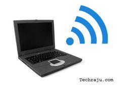 4 Steps to Turn your Windows Laptop into a Free WiFi Hotspot Youtube Secrets, Latest Technology Updates, Blogger Tips, Free Wifi, Laptop, Windows, Link, Laptops, Ramen
