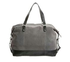 Pieces leather bag
