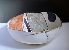 It is the combination of sculpture with painting that make Gordon Baldwin's ceramics so innovative and unique. He broke entirely with the...