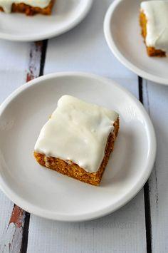 Pumpkin Recipes- the Best Frosted Pumpkin Bars EVER! http://www.thirtyhandmadedays.com/2013/10/pumpkin-recipes-best-frosted-pumpkin-bars-ever/?utm_source=feedburner&utm_medium=feed&utm_campaign=Feed%3A+30handmadedays+%2830days%29