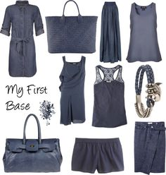 This muted tone of blue is for Soft Summers.