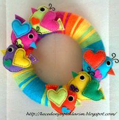 Rainbow birds  =D
