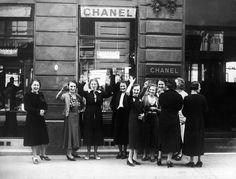 In beeld: foto's van een vintage Parijs