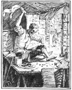 Le valeureux petit tailleur (Sept d'un coup)