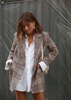 How To Create The Ultimate Capsule Wardrobe For Spring - Fashion Spring Summer Fashion, Autumn Winter Fashion, Spring Outfits, Fall Fashion, Autumn Fall, Style Fashion, Winter Outfits, Autumn Ideas, Travel Fashion