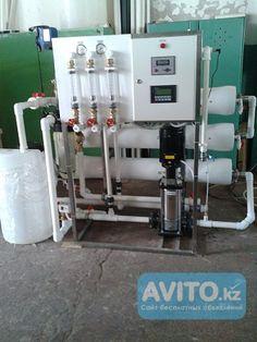 Установки обессоливания воды Сокол 1 - 150 м3/час - Для водоснабжения / канализации / теплоснабжения в Шымкент - AVITO.kz