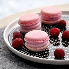 Lots of macaron filling recipes