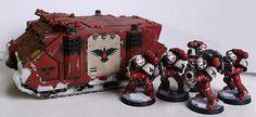 Great looking Bloodravens.
