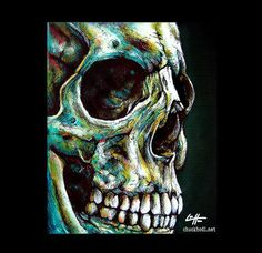Print-11x14-skull-still-life-dark-art