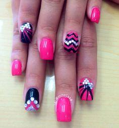 @botanticnails inspired nails