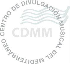 Imagen Corporativa del Centro de Divulgación Musical del Mediterráneo